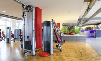 Bild - Fitnessstudio Fitness unlimited xs in Erfurt mit neuem Business View.